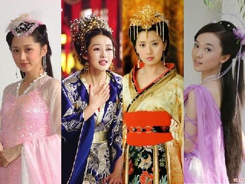 5 nàng công chúa đẹp nhất lịch sử điện ảnh Hoa ngữ
