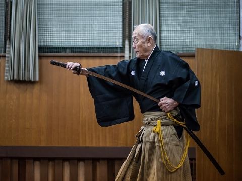 Nghệ thuật đấu kiếm thời cổ đại tại Nhật Bản