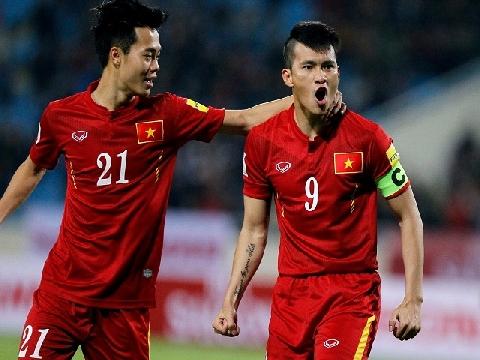 Tuyển Việt Nam toàn thắng Campuchia tại các kỳ AFF Cup