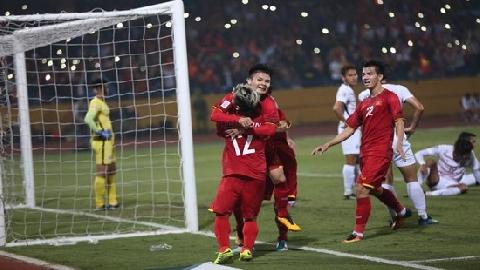 Việt Nam 3-0 Campuchia (AFF Suzuki Cup 2018)