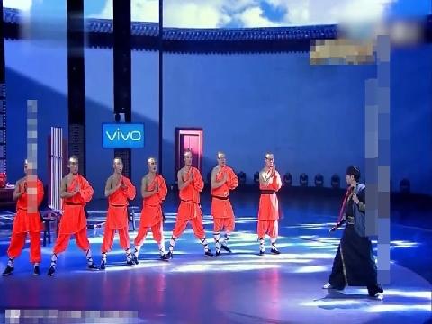 Mãn nhãn với màn biểu diễn Thiếu Lâm Thập Bát Đồng Nhân trận