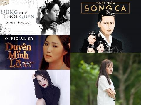 Top Album Việt hot nhất nửa cuối tháng 11
