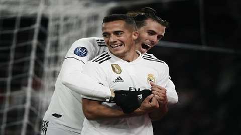 Roma 0-2 Real Madrid (Champions League 2018/19)