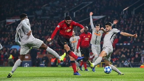 Manchester United 1-0 Young Boys (Champions League 2018/19)