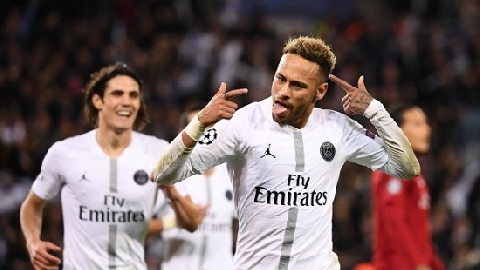 PSG 2-1 Liverpool (Champions League 2018/19)