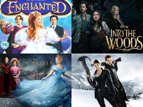 Phát hoảng với 4 bộ phim cổ tích dành cho người lớn