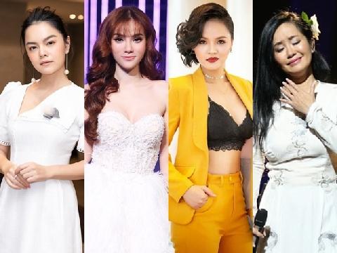 Mỹ nhân Việt hậu ly hôn: người lên hương, kẻ tàn phai nhan sắc