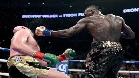 Đại chiến boxing hạng nặng Wilder - Fury: Bất phân thắng bại