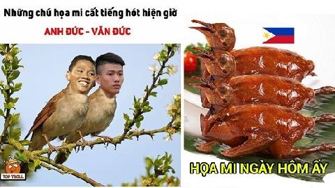 Cười rớt hàm với loạt ảnh chế sau chiến thắng của Việt Nam trước Philippines