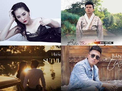 Top Album Việt hot nhất tháng 12