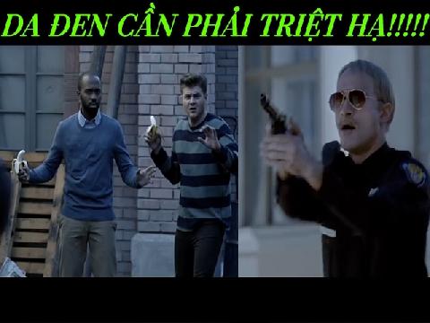 Key & Peele: Lũ da đen trông mặt kẻ nào cũng 'nguy hiểm'!