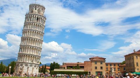 Bí mật giúp tháp nghiêng Pisa trụ vững trong suốt 800 năm