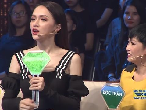 Hotboy mắt hí khiến Hương Giang Idol liên tục phải thốt lên ''quá đẹp''
