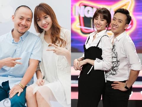 Trấn Thành tự nhận mang ơn Đinh Tiến Đạt, nhắc Hari Won gọi điện hỏi thăm tình cũ