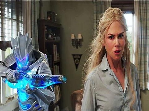 Hé lộ siêu năng lực của mẹ Aquaman