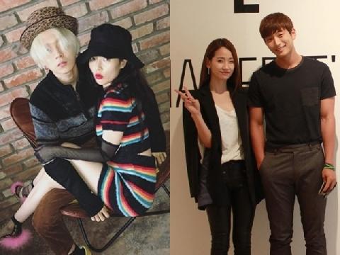 Những cuộc tình chị em đầy 'thị phi' của idol Kpop