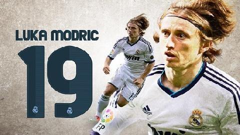 Kỹ năng chuyền bóng thiên tài của Luka Modric (P1)