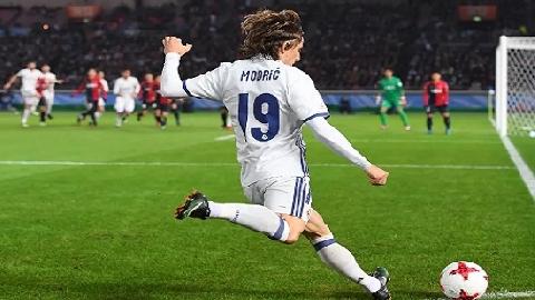 Kỹ năng chuyền bóng thiên tài của Luka Modric (P5)