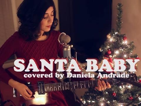Bản cover Santa Baby ngọt ngào nhất khiến Giáng Sinh thêm ấm áp