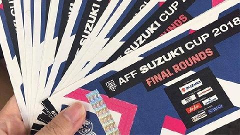Lời kể cay đắng của nạn nhân bị lừa hàng chục triệu mua vé giả chung kết AFF Cup