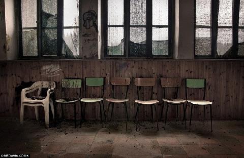Bệnh viện tâm thần ở ý bỏ hoang vì cách chữa trị vô nhân tính