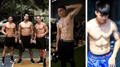 Cởi bỏ áo đấu, Đặng Văn Lâm đẹp trai nhất dàn soái ca AFF Cup 2018