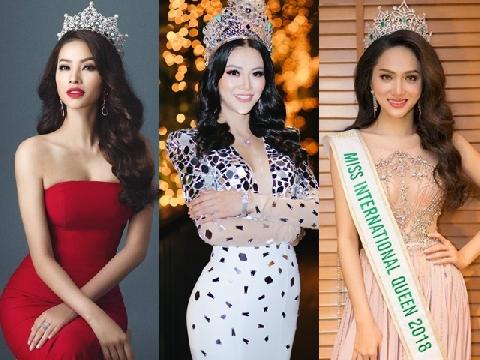 Phanh phui loạt Hoa hậu Việt bị tố vô ơn, 'ăn cháo đá bát'
