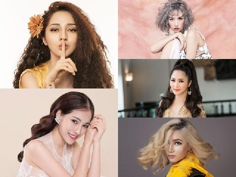5 nữ ca sĩ thống trị làng nhạc Việt 2018
