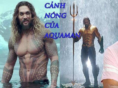 Cảnh nóng full HD của Aquaman Jason Momoa trong 'Trò Chơi Vương Quyền'