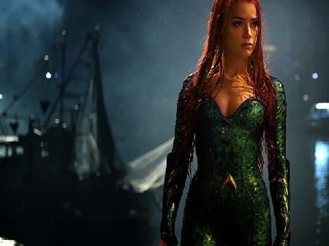 Những lần hot girl Mera - vợ Aquaman xuất hiện trên màn ảnh