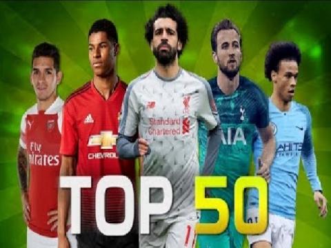 50 bàn thắng đẹp nhất thế giới tháng 12/2018