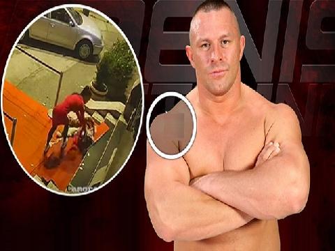 Võ sỹ MMA đấm vỡ mặt kẻ hành hung người đẹp