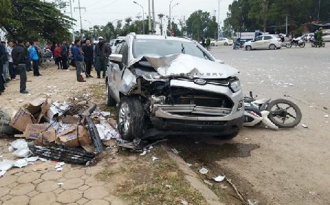 Vụ 'xe điên' Hà Đông: Danh tính người tử nạn
