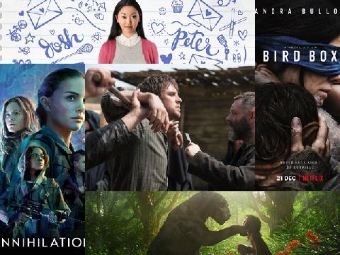 5 cái tên giúp Netflix thay đổi cả vũ trụ điện ảnh