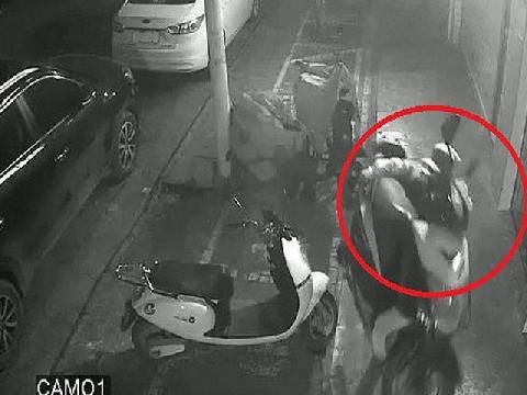 Sức mạnh bất ngờ của kẻ trộm xe máy