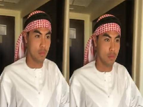 Đức Huy hóa thân 'Hoàng tử Ả Rập' gây bão