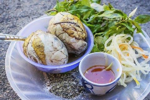 Trứng vịt lộn vào 'Bảo tàng những món ăn kinh dị' tại Thụy Điển