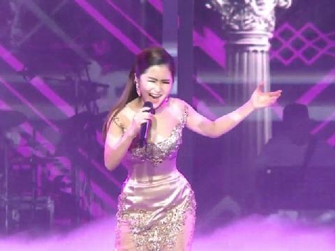 Hương Tràm gục ngã sau ca khúc đỉnh cao ''I Always Love You'' kết thúc liveshow