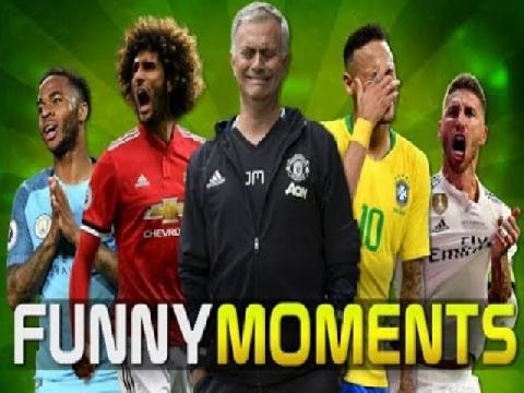 Các khoảnh khắc hài hước nhất của bóng đá thế giới năm 2018 (P1)