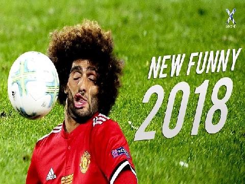 Các khoảnh khắc hài hước nhất của bóng đá thế giới năm 2018 (P3)