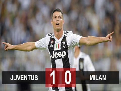 Juventus 1-0 AC Milan (Siêu cúp Italia)