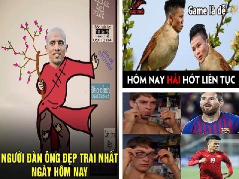 """Ảnh chế Asian Cup: Trọng tài """"đẹp trai"""" người Oman và """"Song Hải"""" chiếm sóng!"""