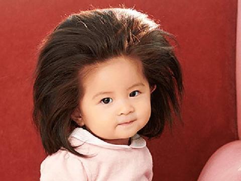 Mái tóc đáng ghen tị nhất thế giới đây rồi