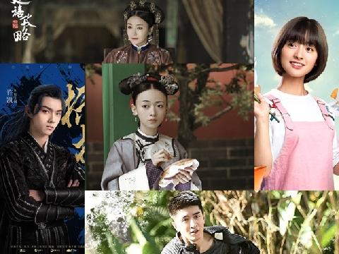 5 sao Hoa ngữ nổi tiếng đình đám chỉ sau một phim trong 2018