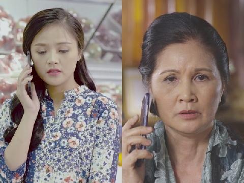 ''My Sói'' Thu Quỳnh gọi điện xin phép mẹ chồng không về ăn Tết và cái kết