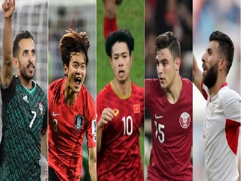 """Xem Công Phượng """"xé lưới"""" Jordan và top siêu phẩm vòng 1/8 Asian Cup"""