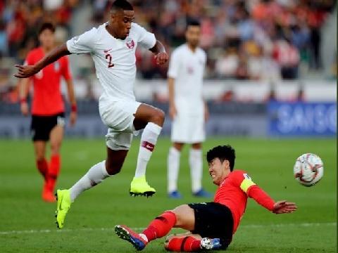 Hàn Quốc 0-1 Qatar (Tứ kết Asian Cup UAE 2019)
