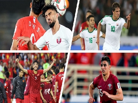 Quang Hải, Văn Hậu lọt Top 5 cầu thủ U21 xuất sắc nhất Asian Cup 2019