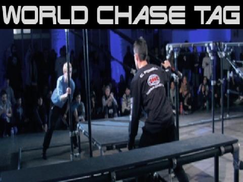 Lạ lùng giải đuổi bắt ... vô địch thế giới