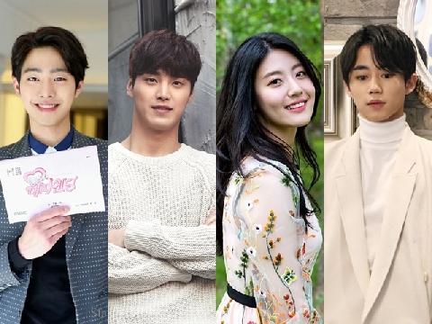 6 diễn viên Hàn tuổi Hợi hứa hẹn sẽ đột phá trong 2019